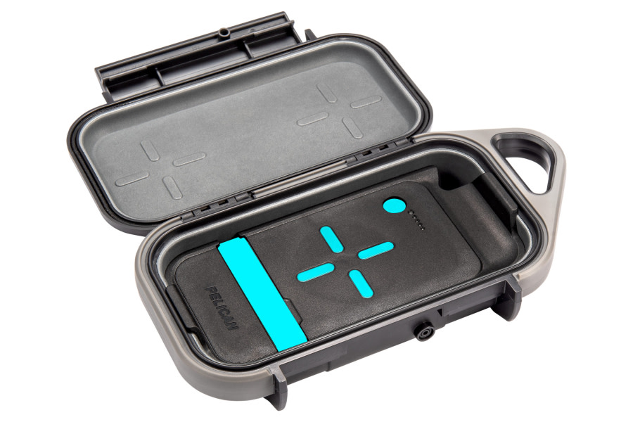 Pelican G40C Personal Utility Go Charge Case