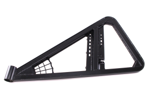 Poison Spyder RockBrawler II Rear Bumper w/Tire Carrier Black ( Part Number: 17-62-020P1)