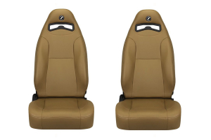Corbeau Moab Spice Vinyl Seat Pair (Part Number: )