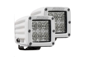 Rigid Industries D-Series Pro Specter Diffused, Pair (Part Number: )
