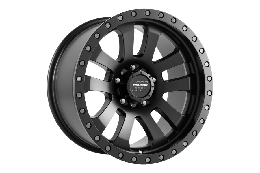 Pro Comp Series 7036 Wheel Flat Black 18x9 5x5 (Part Number:7036-8973)