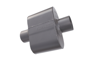 Flowmaster Super 10 Series Muffler Stainless Steel (Part Number: )