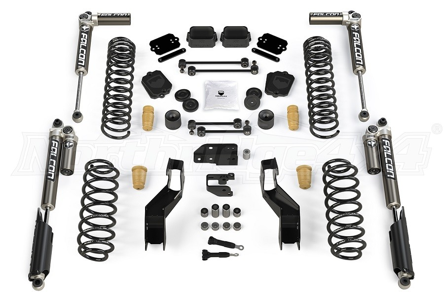 Teraflex 4.5in Sport ST4 Suspension System w/ Falcon 3.1 Shocks - JL 4Dr