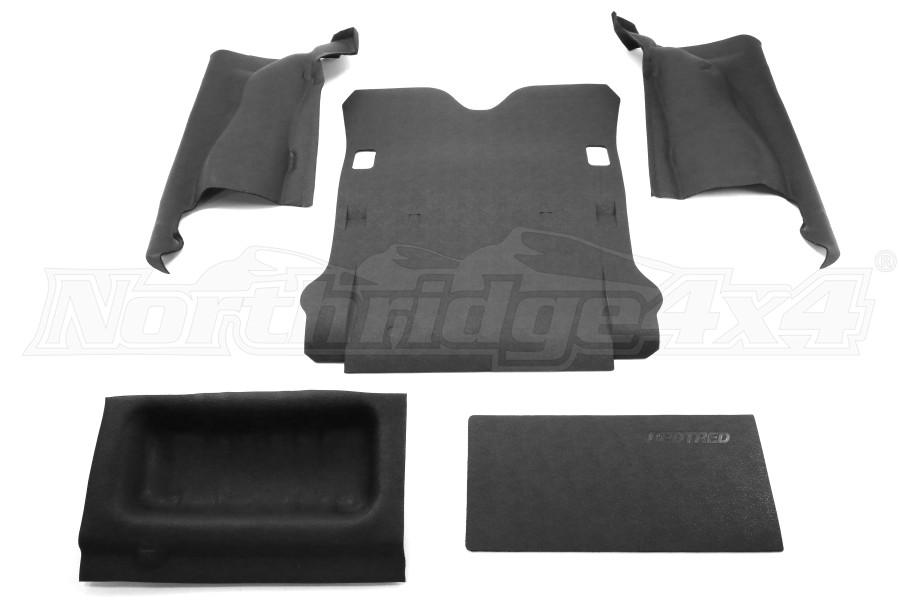 Bedrug BedTred Cargo Floor Kit - JK 2dr 2011+