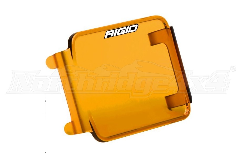 Rigid Industries D-Series Cover Amber
