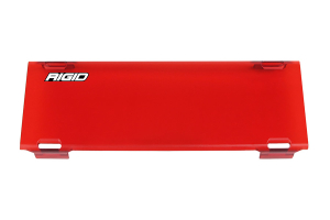 Rigid Industries RDS-Series 10IN Light Cover, Red (Part Number: )