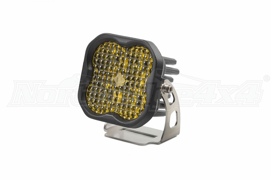 Diode Dynamics SS3 Sport - Flood, Yellow