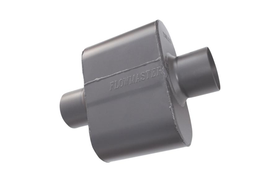 Flowmaster Super 10 Series Muffler Stainless Steel (Part Number:842515)