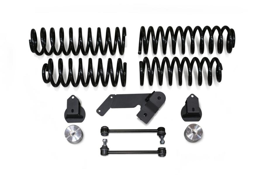 DV8 Offroad Rock Roller 2.5in Lift Kit w/Shock Extensions - JK