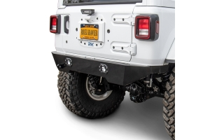 Rock Krawler High Clearance Rear Bumper  - JL