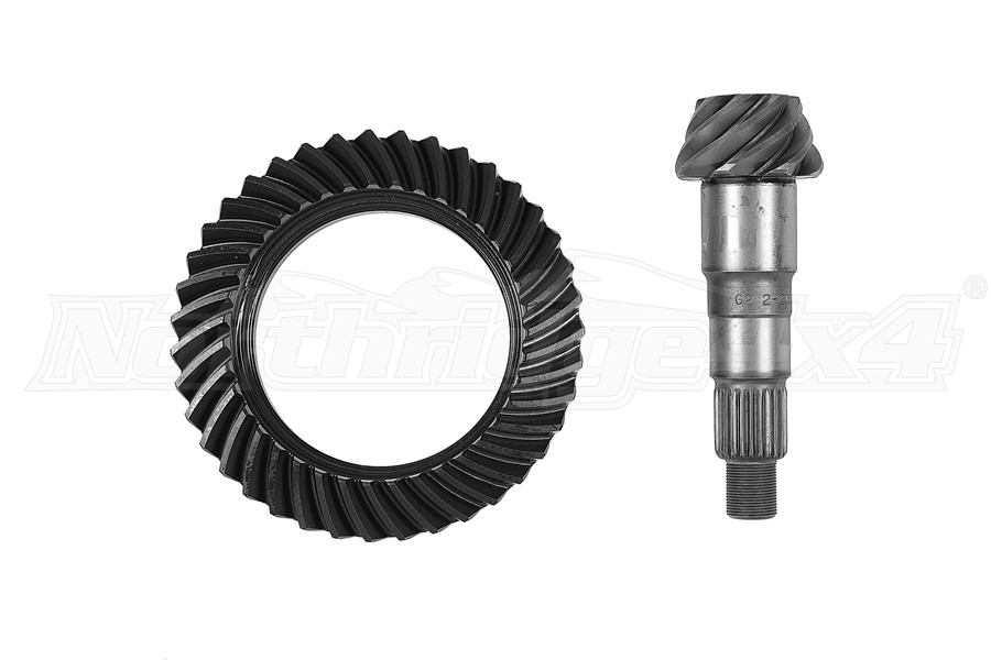 G2 Axle and Gear DANA 44 4.56 Front Ring and Pinion Gear Set  - JT/JL
