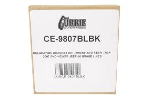 RockJock Brake Line Relocation Kit - JK
