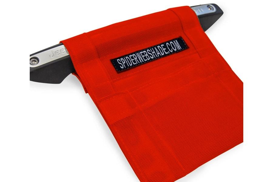 SpiderWebShade Grab Bag - Red - JK/TJ/YJ