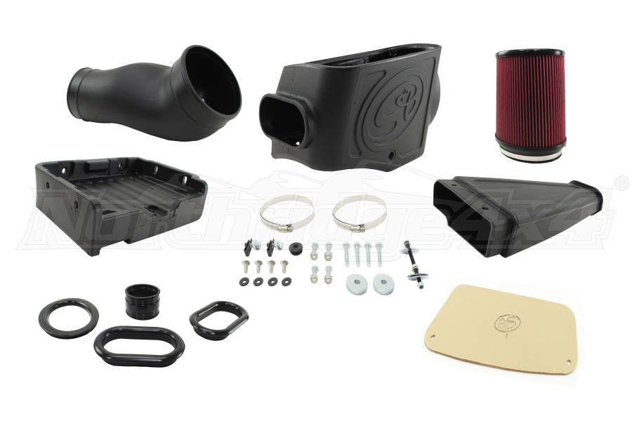 S&B Filters Cold Air Intake  (Part Number:75-5062)