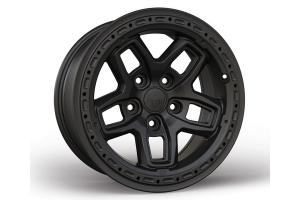 AEV Borah Wheel Satin Black 17x8.5 5x5 - JK