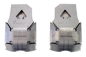 Artec Industries Front Lower Control Arm Skids ( Part Number: JK4404)