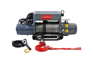 Comeup DV Premium Series 9si Recovery Winch w/ Synthetic Rope