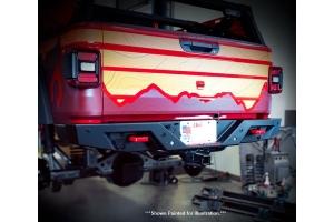 Artec Industries Rear Bumper w/ Sensor/Light Holes - JT