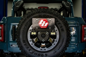 Baja Designs Dual S2 Sport W/C Reverse Kit   - Ford Bronco