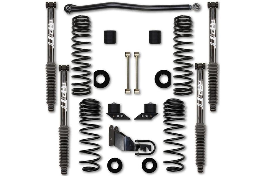 Rock Krawler 2.5in Stock Mod Lift Kit w/ TT Shocks - JL Diesel