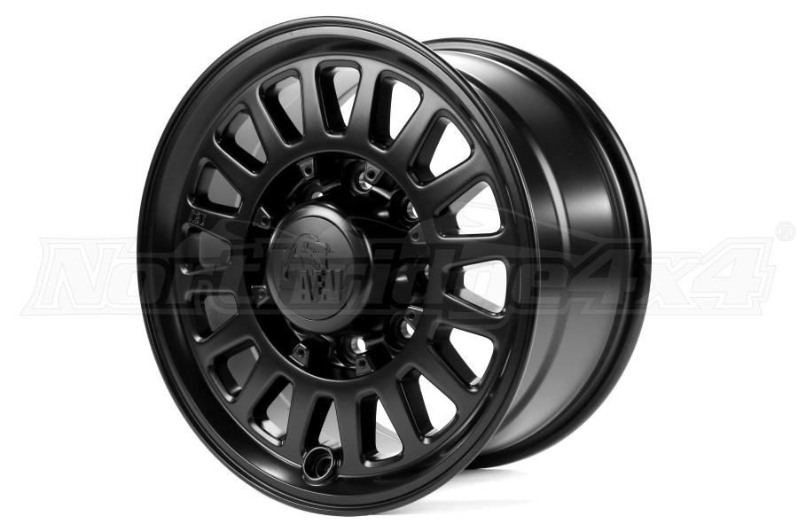 AEV Salta HD Wheel Black 17x8.5 8x6.5 (Part Number:20403411AA)