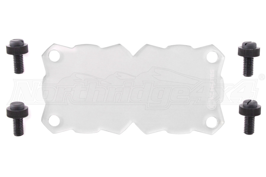 KC Hilites Clear 6in Light Bar Sheild (Part Number:72083)