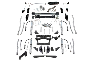 Rubicon Express Extreme Duty 4Link Long Arm Coilover Conversion Kit (Part Number: )