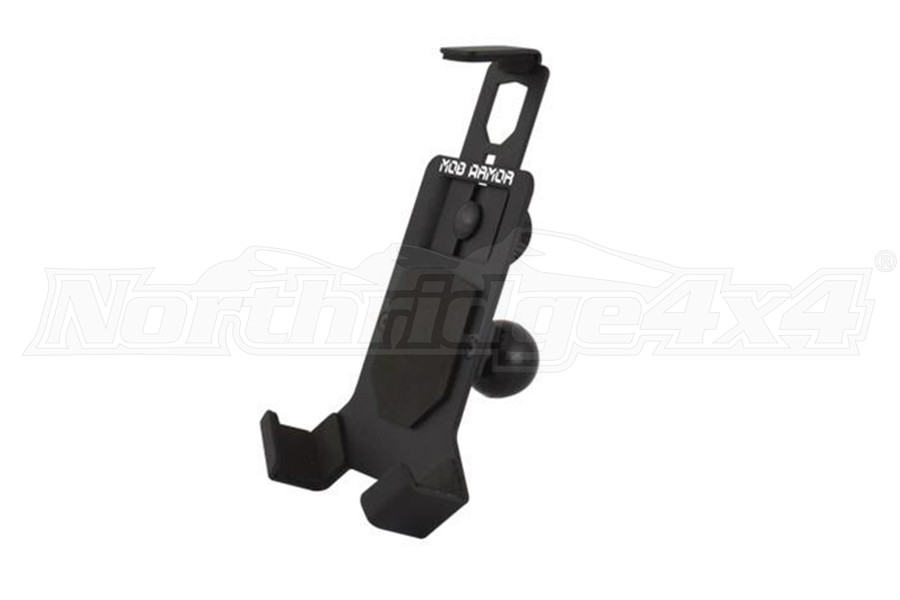 Mob Armor Marball Phone Mount Switch Large Black (Part Number:MOBMAR2-BLK-LG)