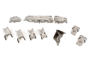 Artec Industries Dana 44 Axle Armor Kit Factory Height Front ( Part Number: JK4411)