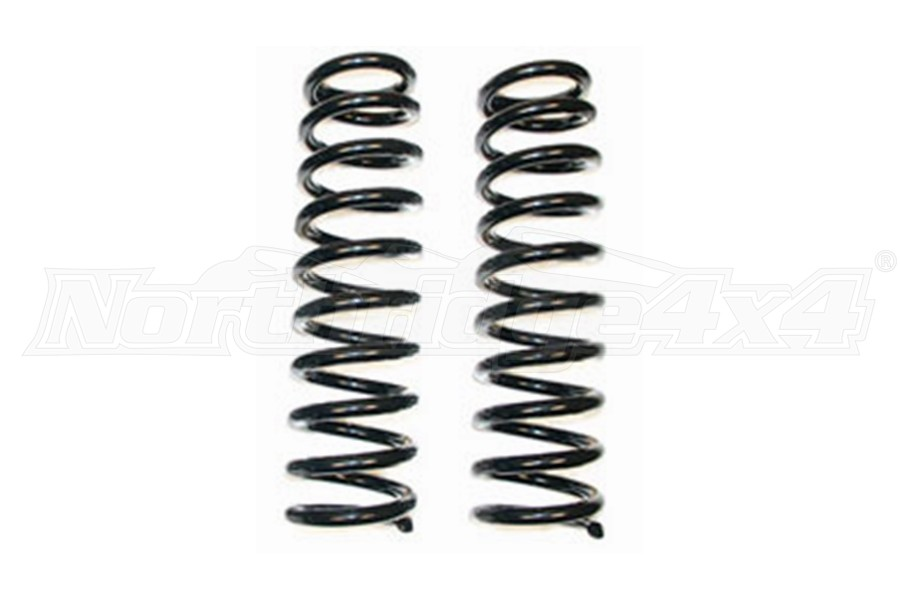 BDS Suspension 2in Front Coil Spring Kit - JK