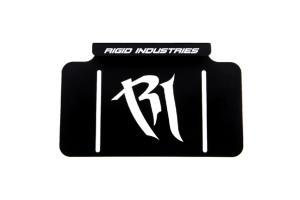 Rigid Industries License Plate Mount (Part Number: )