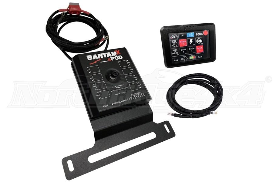 sPOD BantamX Touchscreen  - JT/JL