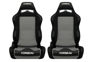 Corbeau LG1 Grey Cloth ( Part Number: 25509)
