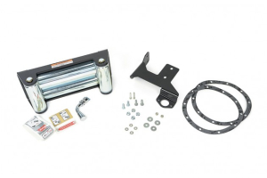 AEV Power Wagon Winch Mounting Kit - Dodge Ram