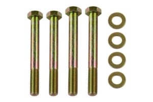 PSC Installation Hardware Kit Big Bore XD Steering Gearbox for Synergy Track Bar Brace - JT/JL