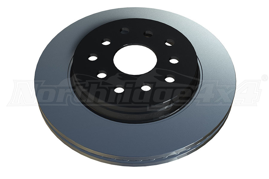 Teraflex JK Front Big Brake Rotor  (Part Number:4303410)