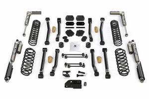 Teraflex 3.5in Alpine CT3 Short Arm Lift Kit - w/Falcon 3.1 Shocks - JL 2dr