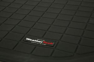 WeatherTech Cargo Mat Black (Part Number: )