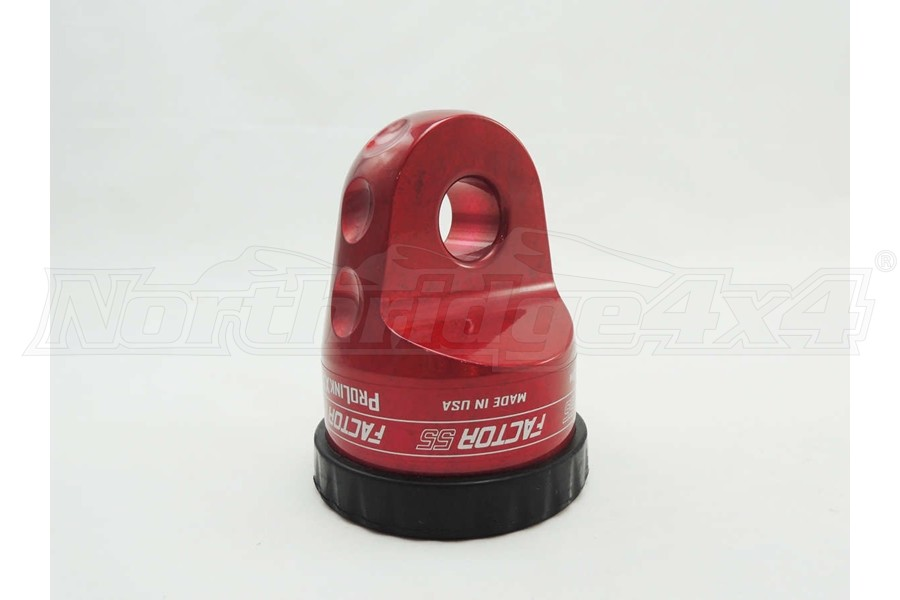 Factor 55 Prolink XXL Shackle Mount, Red