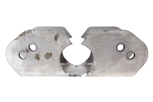 """Jeep JK Front Axle Weld On HD Lower Control Arm Mounts 2.5/"""" Axle Synergy Mfg"""
