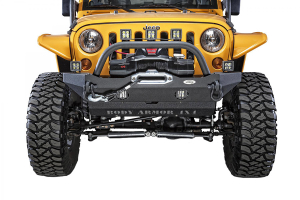 Body Armor Mid-Stubby Front Winch Bumper (Part Number: )