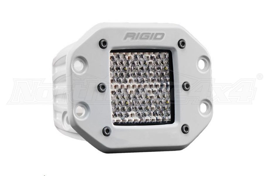 Rigid Industries D-Series Pro Hybrid Diffused Flush Mount (Part Number:611513)
