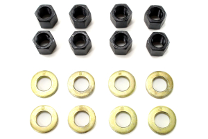 Rubicon Express 2.75x6.50in U-Bolt Kit Rear (Part Number: )