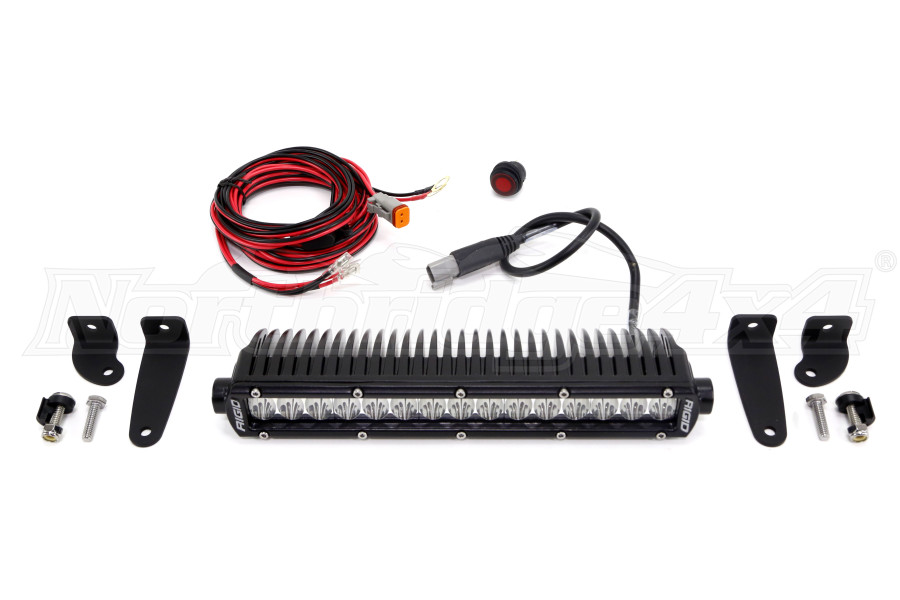 Rigid Industries SR2-Series Driving LED Light Bar 10in (Part Number:910613)