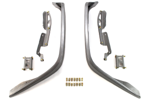 Crawler Conceptz Ultra Series Standard Front Fender Flares Bare ( Part Number: US-SFF-001)