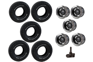 ATX Slab and BFGoodrich Tire Package JK 2013+ ( Part Number:SLAB-BFG-PACKAGE-2)