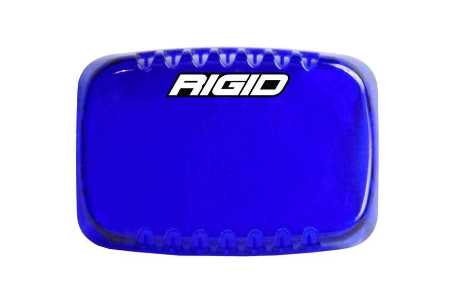 Rigid Industries SR-M Series Cover, Blue (Part Number:301943)