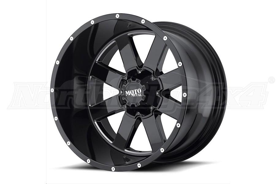 Moto Metal Wheels MO962 Series Wheel, 20x12 5x5/5x5.5   - JT/JL/JK