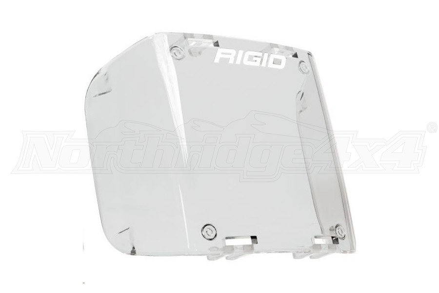 Rigid Industries D-SS Series Cover Clear