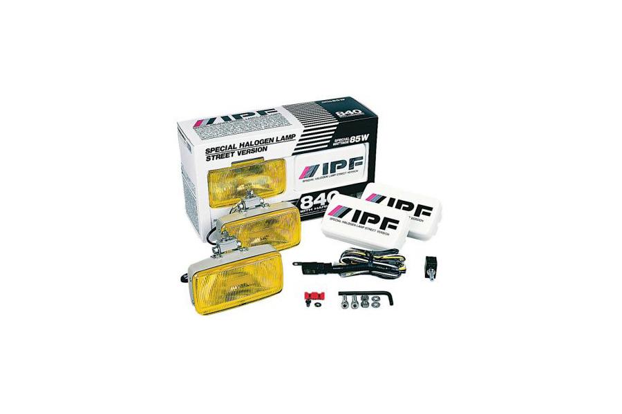 ARB IPF Amber Glass Lens Fog Light Kit (Part Number:840DYS)